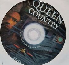 For Queen And Country (DVD, 2004) LOOSE DISC ONLY - Region 1