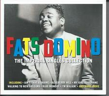 Fats Domino - The Imperial Singles Collection [Best Of / Greatest Hits] 3CD NEW
