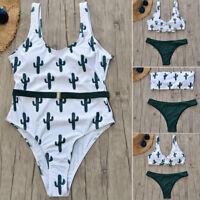 Brazilian Swimwear Bathing Suit Bikini Set Swimsuit One Piece Beachwear Padded