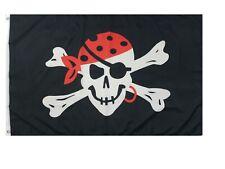 One Eyed Jack Pirate Flag 3x5ft Pirate Boat Flag Jolly Roger Skull Flag