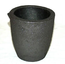 #3 4kg Clay Graphite Crucible Cup For Furnace -Torch Melting