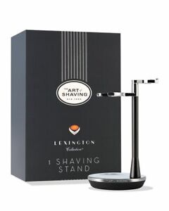 THE ART OF SHAVING LEXINGTON COLLECTION SHAVING STAND SUPPORT, NEW, SHIPS FREE!