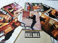 quentin tarantino KILL BILL vol. 2 ! u thurman jeu 10 photos cinema lobby cards