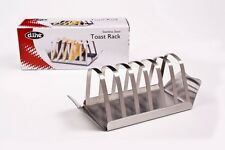Stainless Steel Toast Rack with Tray