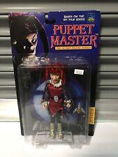 1998 Puppet Master Action Figure Jester Full Moon Toys