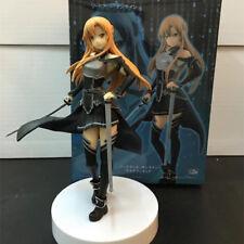 Anime Sword Art Online SAO Yūki Asuna Yuuki Asuna Dress Battle Ver. PVC Figure N