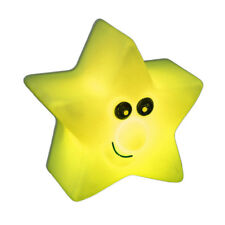 20x(Night light LED lamp shape cute Star colors changing kawaii for child J2A5