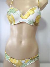 BILLABONG Bikini Size 8 Top, Size 10 Bot SMALL RRP $85.95 NEW