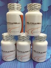 Nutrarelli 5 BOTTLES (150 cap) 2014 month weigth loss slimax carbotrap nutrareli