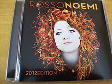 NOEMI ROSSO NOEMI 2012 EDITION  CD MINT-