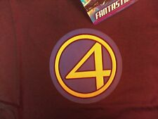 Fantastic Four, Fan4, movie style 2005 logo Men's Medium Tshirt