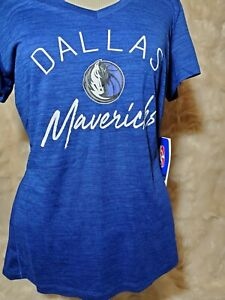 NBA Dallas Mavericks Womens Shirt Medium NEW