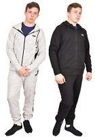 Skechers Mens Tracksuits Fleece Hoodie Sweatshirt Top Bottom Joggers Gym Trouser