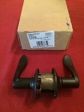New In Box, Schlage Aged Bronze Accent Privacy Door Lever