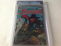 SHADOW 1 CGC 9.6 1ST DC APPEARANCE SHADOW DENNY ONEILL DC COMICS