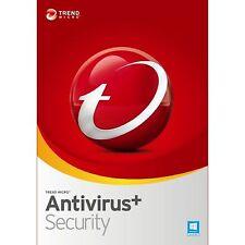 Trend Micro™ Antivirus+ Security  / 2017 / 3 PCs  1 Jahr / Download