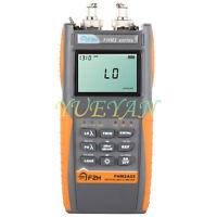 -50~+26dbmOptical Power Meter with PON Fiber Optic Light Source 1310/1490/1550nm