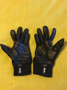 Rapha Merino & Leather Cycling Gloves Extra Extra Small