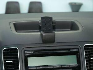 Navigationskonsole HR fuer VW Sarah, Seat Alhambra ab Bj. 08/10- Kunstleder, SW