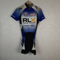 Castelli Raleigh Clement 3//4 Sleeve Skinsuit Men XS Road Bike Mountain Gravel CX