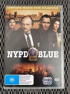 NYPD Blue Season 4 DVD
