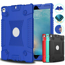 """For Apple iPad 9.7"""" 2018 6th 5th Generation Tablet Case Slim Rugged Rubber Cover"""