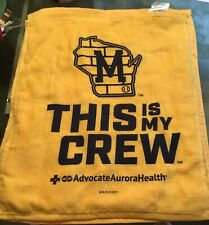 Milwaukee Brewers Braves Rally Towel This Is My Crew Nlds Game 2 2022 Magnet