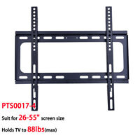 10 Pcs TV Wall Mount Bracket 26 30 32 37 42 46 47 50 52 55 Inch LCD LED Plasma