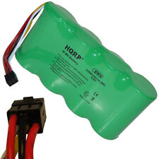 HQRP Battery for Fluke B11483, BP120, BP130, 120, 123, 124, 43, 43B