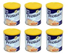 6 X 400 gm Abbott Prosure Powder Orange Nutrition Weight Gain Enhance Immunity