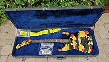 ESP Ltd GL-500K George Lynch Signature Kamikaze Guitar with OHSC! Signed!