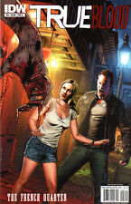 TRUE BLOOD French Quarter #2 - Cover A - New Bagged