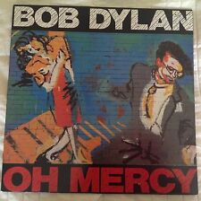 BOB DYLAN OH MERCY SCARCE ASIAN IMPORT LP RING THEM BELLS MOST OF THE TIME NIGHT