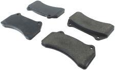 C-TEK Metallic Parking Brake Pad Set-Preferred fits 2003-2009 Jaguar S-Type XJR