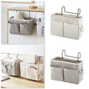 Bedside Caddy Hanging Storage Bed Holder Couch Organizer Bag HOT Container R4C3