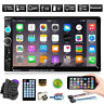 7Inch 2DIN LED Car Stereo Radio HD Mp5 Player Touch Screen Bluetooth Radio FM US