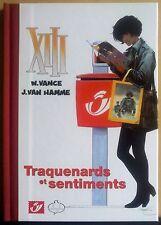 XIII Traquenards et sentiments - Vance & Van Hamme - CBBD de luxe Signé/Num