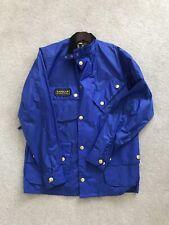 mens barbour jacket large