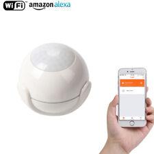 Wifi PIR-Bewegungsmelder Funk Hausalarm TUYA APP Kompatibel Alexa Google IFTTT