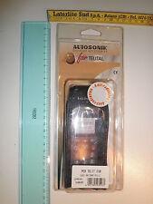Custodia Autosonik Anti Radiazioni in vera pelle per TELITAL 210 - nera - 23
