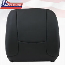 2004- 2005 Dodge Ram 2500 Driver Top Leatherette Replacement Seat Cover DarkGray
