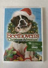 Beethoven's Christmas Adventure DVD (2011) Kyle Massey Munro Chambers Widescreen