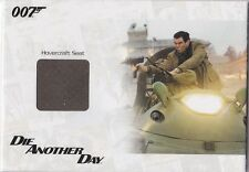 JAMES BOND 2014 ARCHIVES JBR37 HOVERCRAFT SEAT RELIC DIE ANOTHER DAY 160/500
