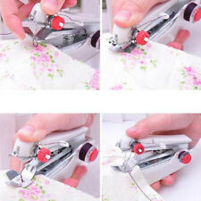 Home Travel Portable Mini Sewing Machine Cordless Handheld Sewing Stitch Clothes