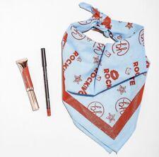 Bh Cosmetics x Rock The Vote Bandana lip Set Limited Edition Brand New Unopened