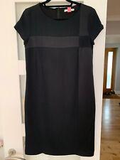 BOSS Hugo Boss Ladies Black Classic Shift Dress Size 8uk