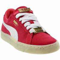Puma Suede Classic B-Boy Fabulous Womens  Sneakers Shoes Casual   - Pink - Size