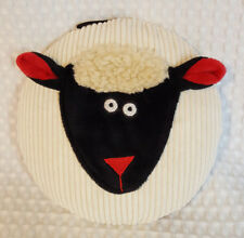 Multipet International Dog Toy Sheep with Squeaker 7""