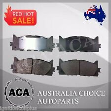 Front Brake Pads 1800 for Toyota Aurion Toyota Camry Toyota Camry-Hybrid
