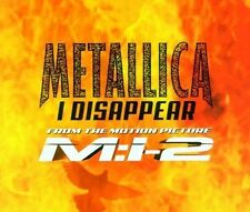 Metallica I disapear (2000; 1 track) [Maxi-CD]